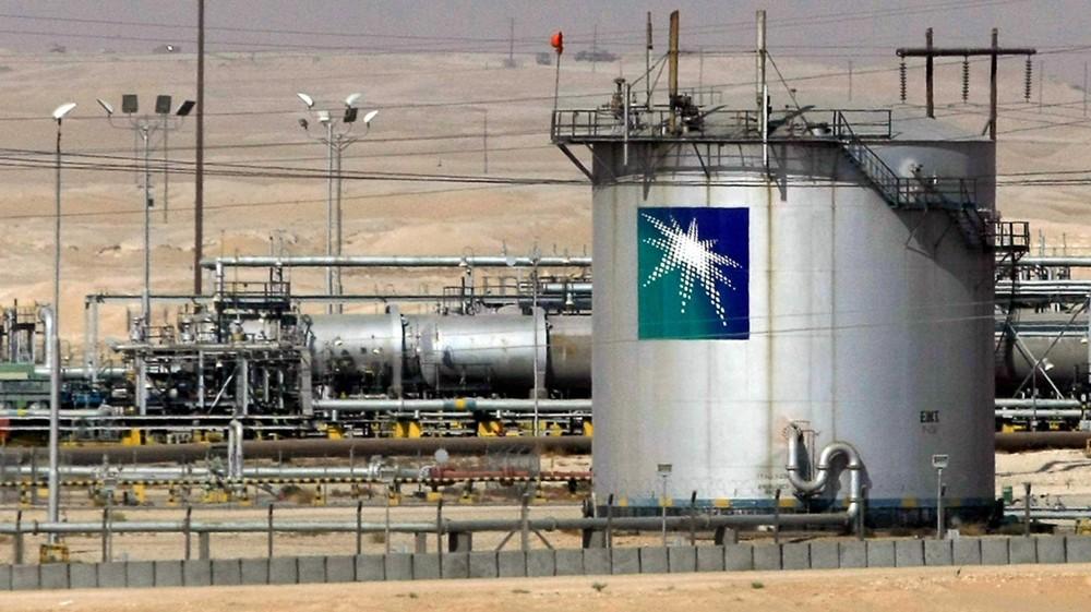 tập đoàn dầu khí quốc doanh Saudi Aramco của Saudi Arabia