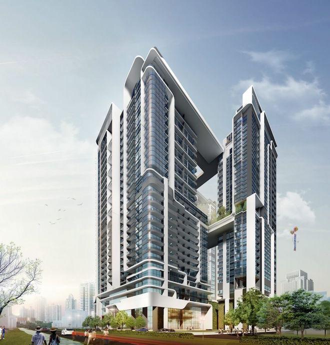 CapitaLand thâu tóm khu phức hợp 217 triệu USD tại Hà Nội