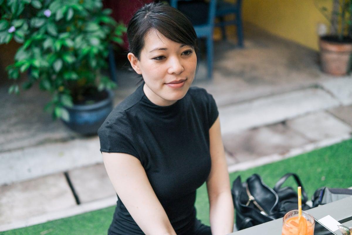 Crystal Thảo Lâm Ái nữ kín tiếng nhà Vinawood