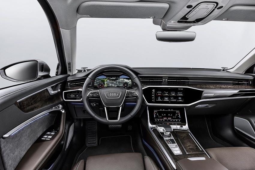 Audi A6 2019 chính thức trình làng, nhiều cải tiến, giá từ 70.800 USD