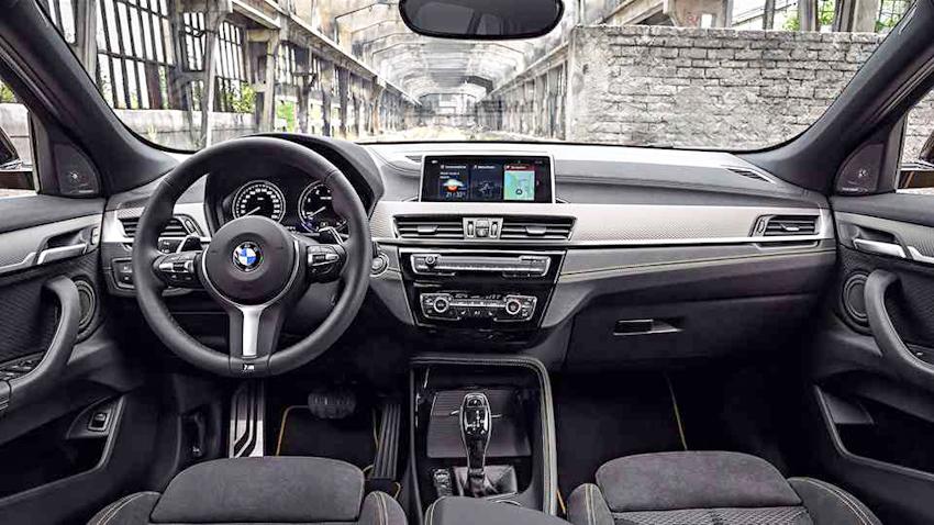 BMW X2 hoàn toàn mới chính thức ra mắt tại triển lãm Bangkok Motor Show 2018