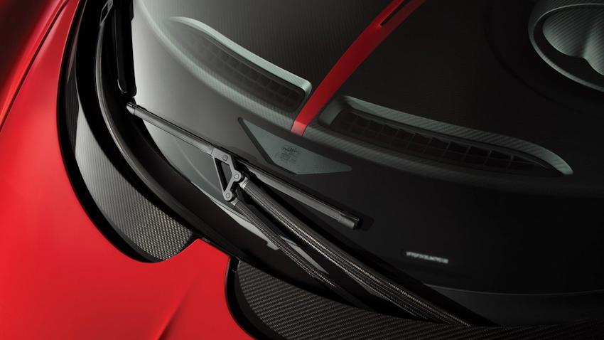 Bugatti Chiron Sport tái xuất sàn diễn với hệ thống lái nâng cấp
