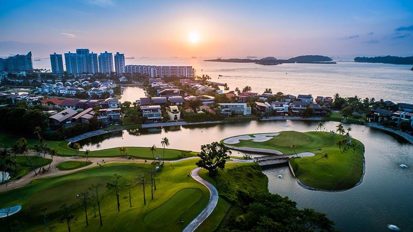 Câu lạc bộ Golf Sentosa và The R&A cùng trồng cây trước thềm giải đấu golf nghiệp dư nữ khu vực châu Á - Thái Bình Dương