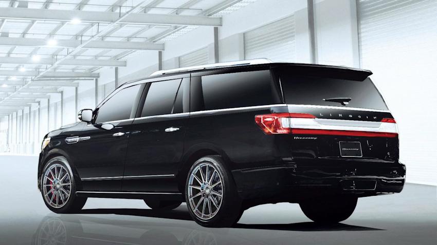 Lincoln Navigator 2018 lên 600 mã lực qua bàn tay của hãng độ danh tiếng Hennessey