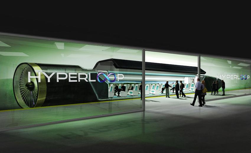 Elon Musk được cấp phép tuyến hầm hyperloop đầu tiên tại Washington D.C