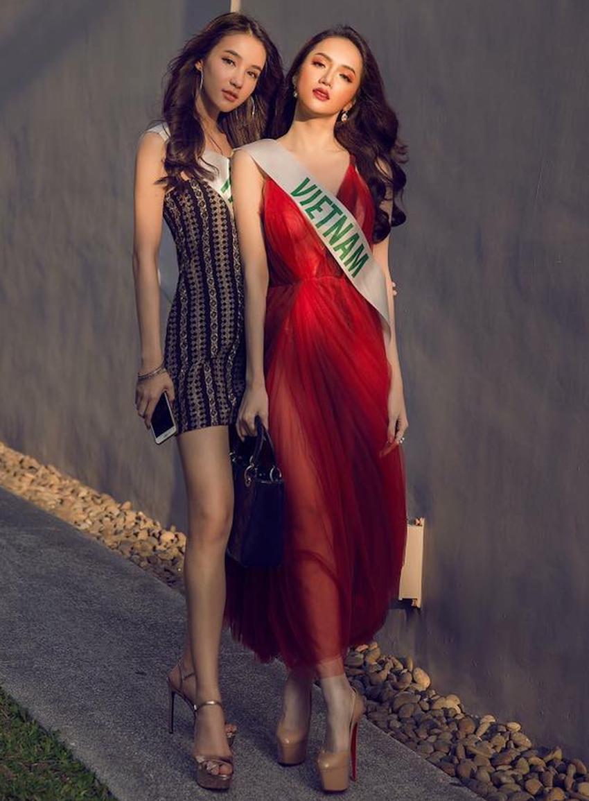 Hương Giang và hành trình giành vương miện Hoa hậu chuyển giới 2018