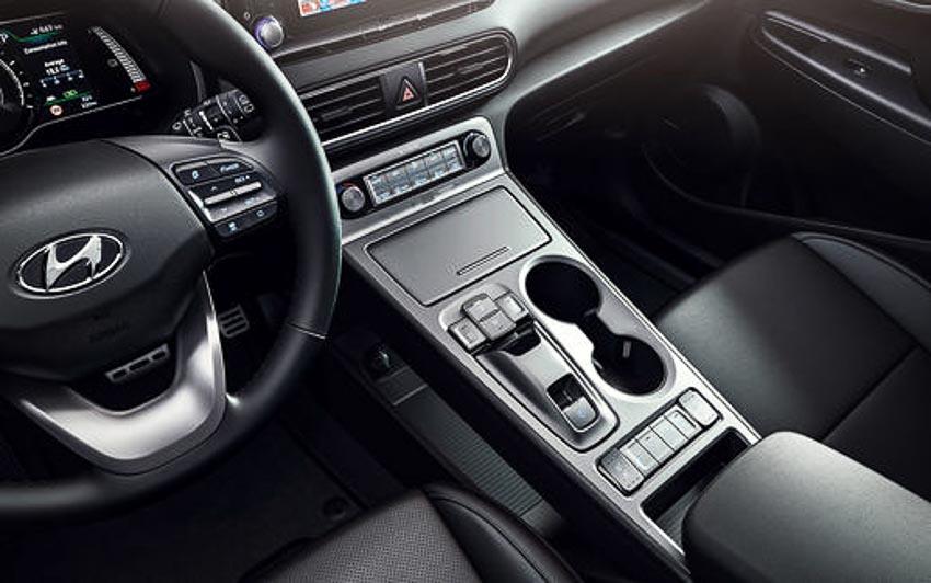 Hyundai Kona phiên bản chạy điện hoàn toàn, quãng đường tối đa 470km