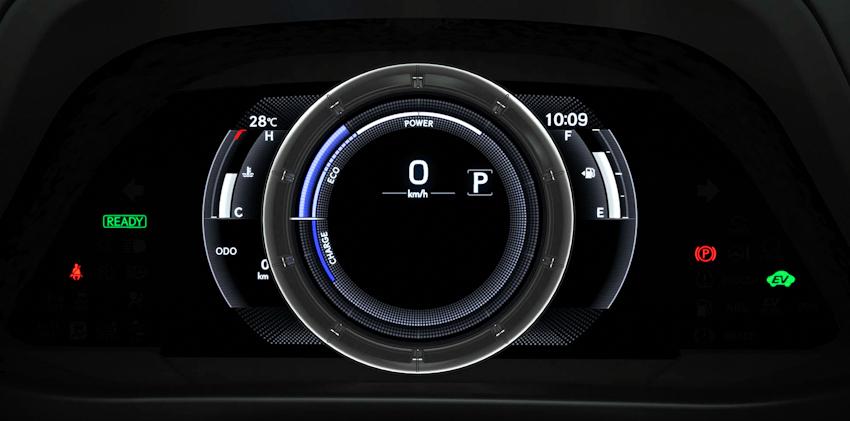 Lexus UX chính thức ra mắt: thiết kế nổi bật và sang trọng