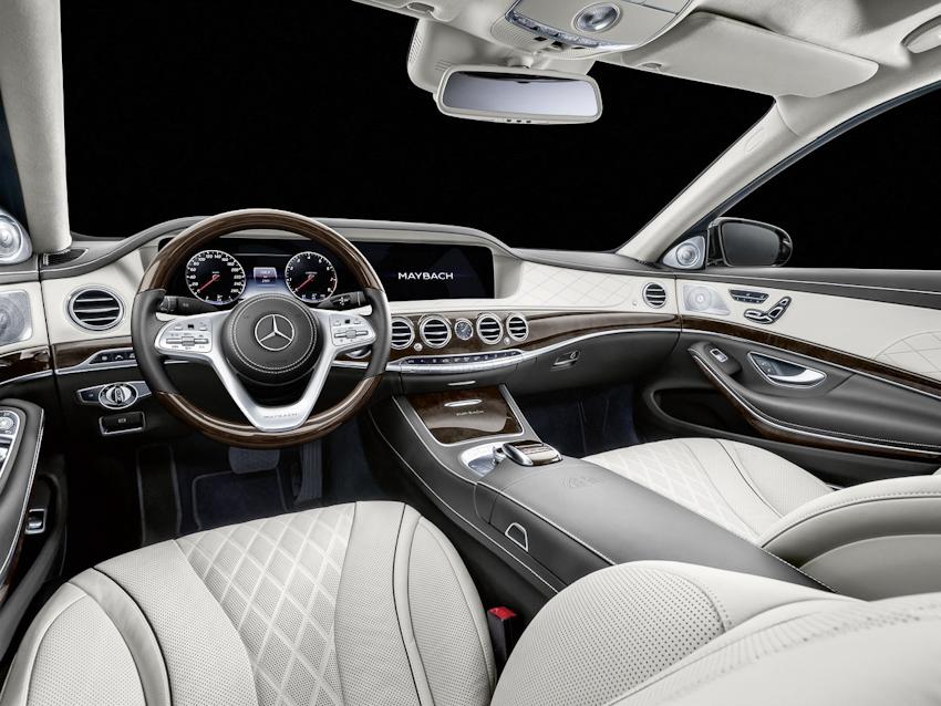 Mercedes Maybach Pullman 2019 - limosine sang trọng bậc nhất giá nửa triệu USD