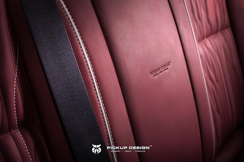 Mercedes X-Class hầm hố, bụi phủi với gói độ từ Carlex Design