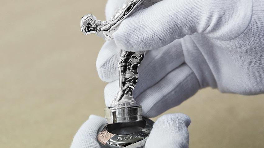 Rolls-Royce Ghost phiên bản đặc biệt kỷ niệm 101 năm thành lập