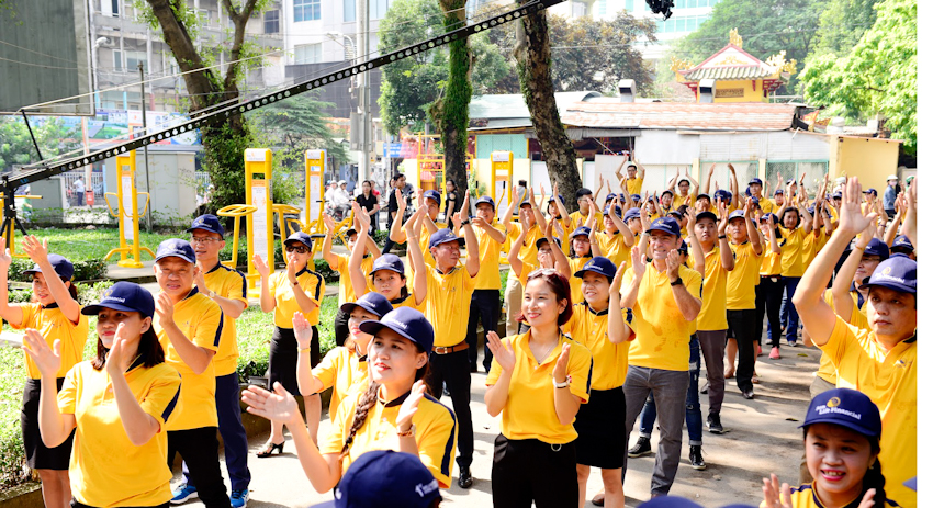 """Giải chạy bộ """"Sun Life Việt Nam- Đường chạy khởi đầu tỏa sáng 2018"""""""