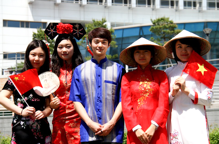 Chính phủ Trung Quốc cấp 36 suất học bổng toàn phần