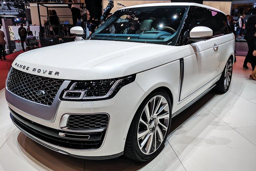 Những ngôi sao đang tỏa sáng tại Geneva Motor Show 2018