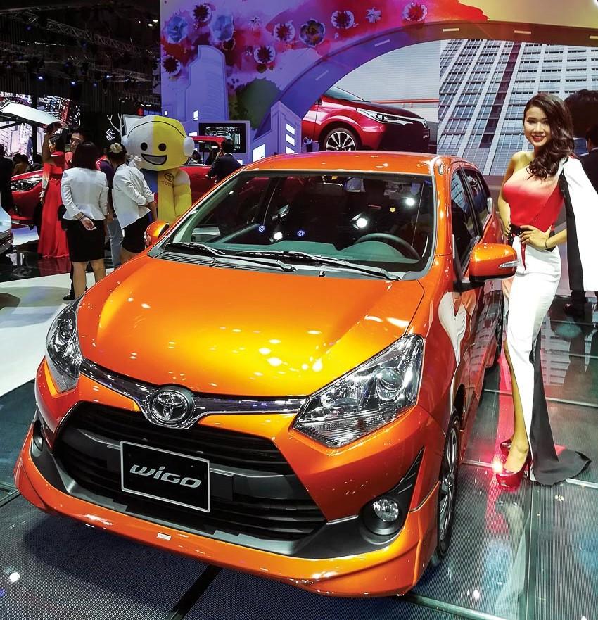 Thị trường ôtô Việt Nam: Sẵn sàng cho cuộc đua cân sức