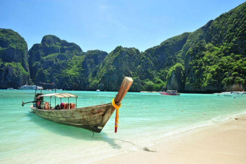 Vịnh Lalaji, Đảo Long, Andaman