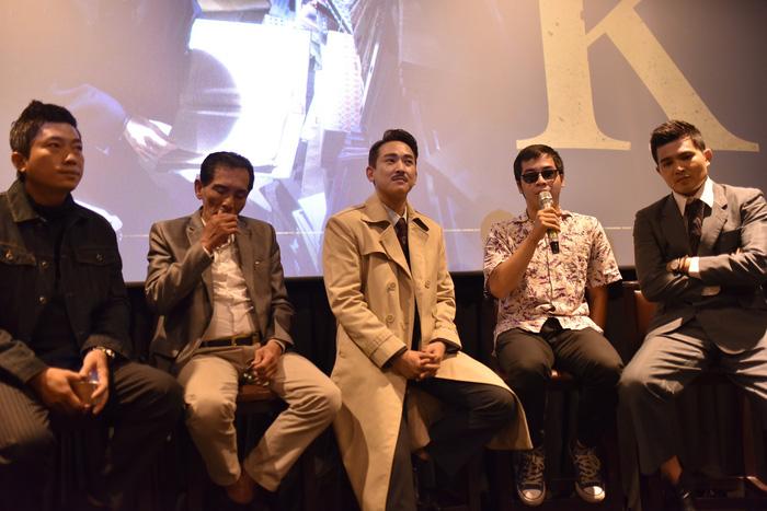 K - phim của Hứa Vĩ Văn và Diễm My 9X sẽ đến Cannes 2018 - Ảnh 5.