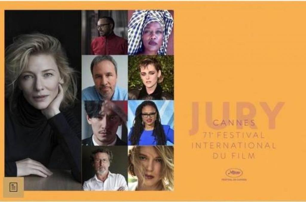 """Trương Chấn trở thành diễn viên Hoa ngữ duy nhất """"giữ ghế"""" thành viên ban giám khảo LHP Cannes 2018, bên cạnh dàn sao quốc tế như Cate Blanchett, Ava DuVernay, Denis Villeneuve, Léa Seydoux"""