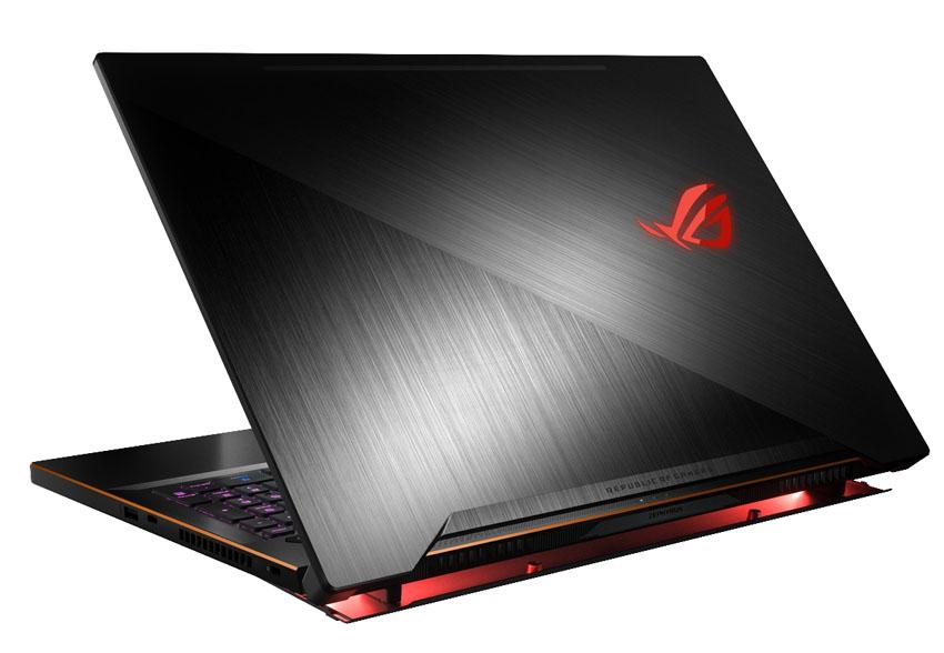 Asus ra mắt Laptop gaming ROG Zephyrus M GM501