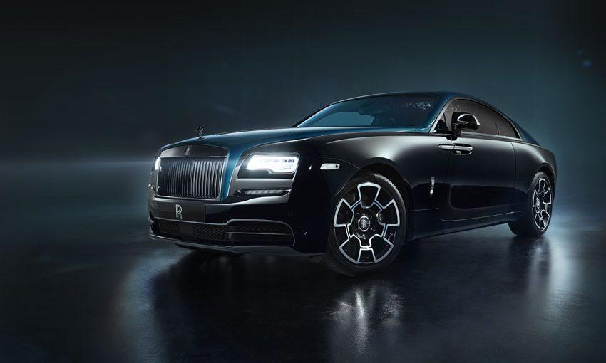 Rolls-Royce ra mắt bộ sưu tập Black Badge Adamas