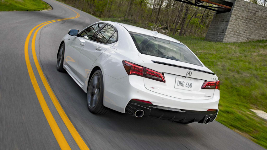 Acura TLX 2019 lột xác mạnh mẽ, thể thao hơn với gói nâng cấp A-Spec