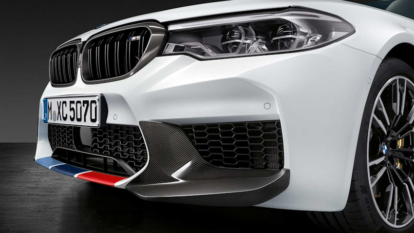 BMW tung video quảng cáo BMW M5 2018 cực chất