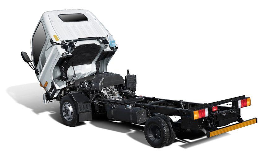 Hyundai Thành Công ra mắt xe tải New Mighty N250, giá bán 480 triệu đồng