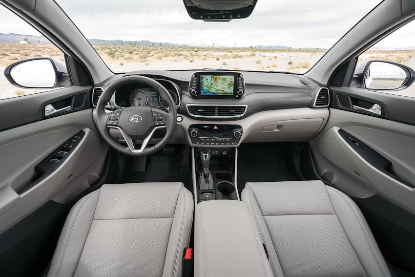 [NYAS 2018] Hyundai Tucson 2019 xuất hiện với nhiều nâng cấp