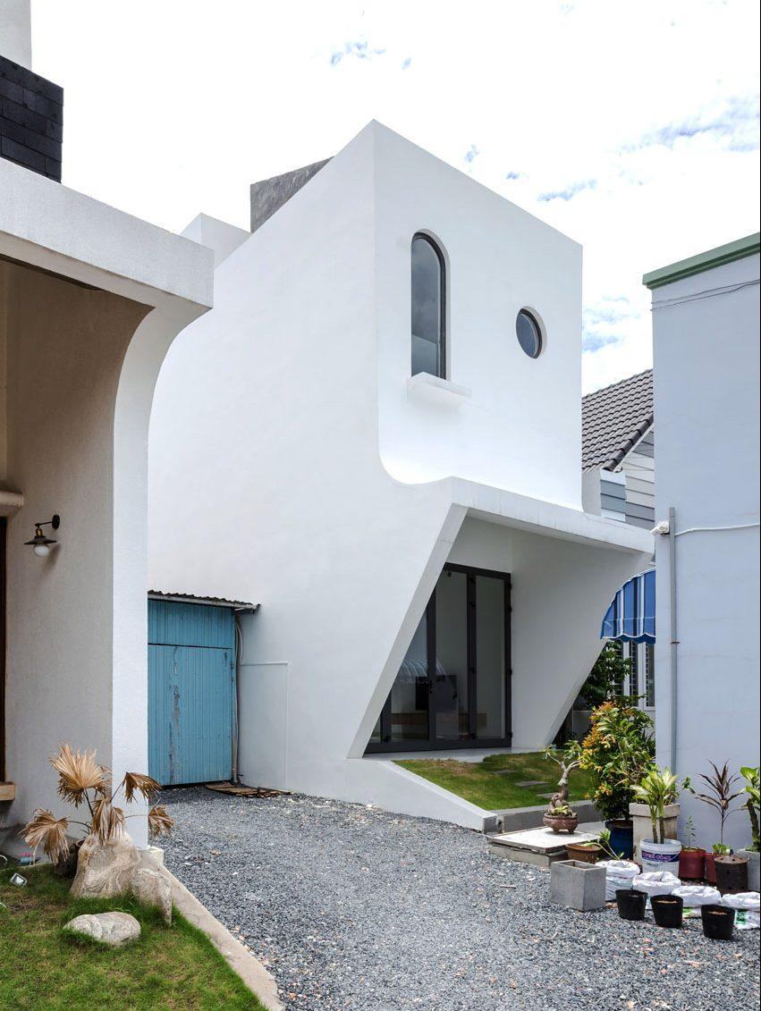 Lộc House – ngôi nhà hạnh phúc của hai cô công chúa nhỏ