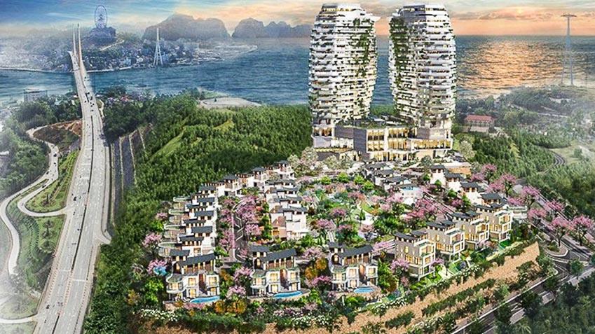 Đưa thương hiệu MGallery by Sofitel vào biểu tượng kiến trúc mới của Hạ Long