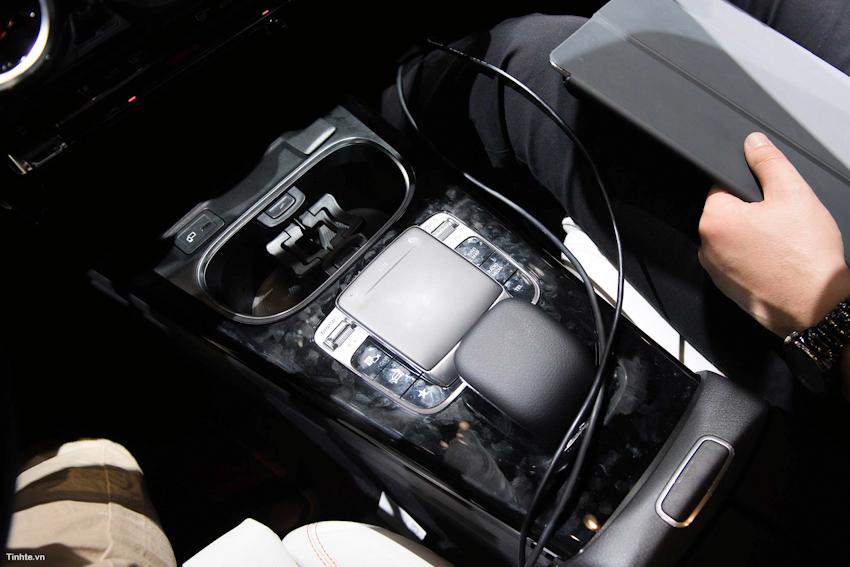 [GMS18] Mercedes A-Class thế hệ thứ 4 trang bị USB-C