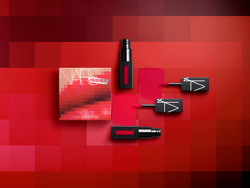 Bộ sản phẩm NARSissist Wanted Power Pack Lip Kits - Play With Power
