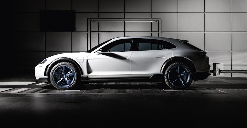 Mission E Cross Turismo - mẫu xe điện ý tưởng rất tinh tế của Porsche