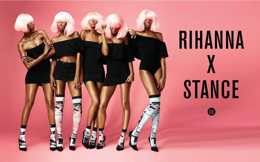 Rihanna lấn sân sang thiết kế trang phục nội y