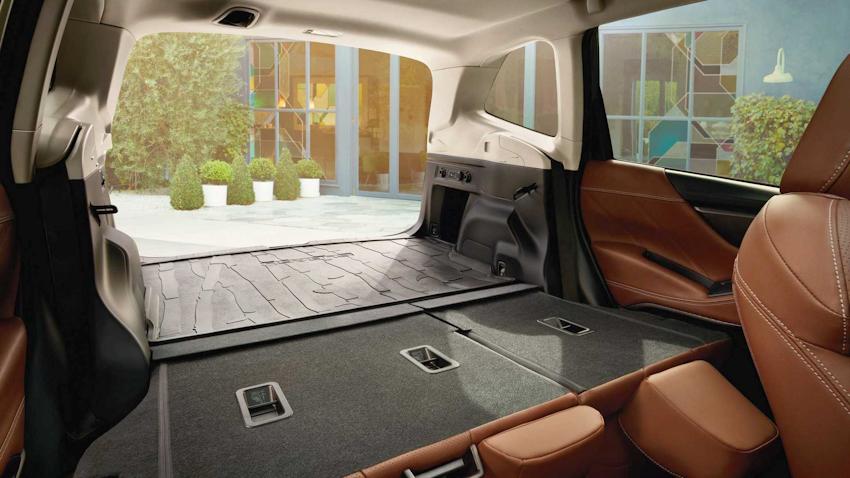 Subaru Forester 2019: trang bị nội ngoại thất hiện đại, động cơ nâng cấp mạnh mẽ