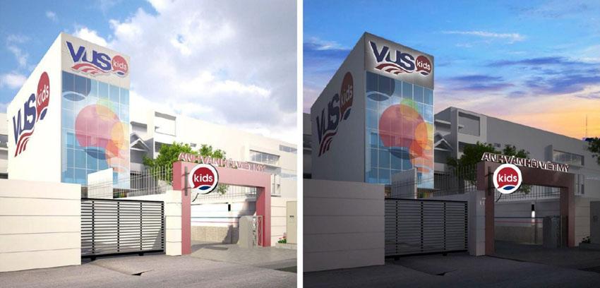 Trung tâm Anh ngữ mẫu giáo đầu tiên của VUS được khai trương
