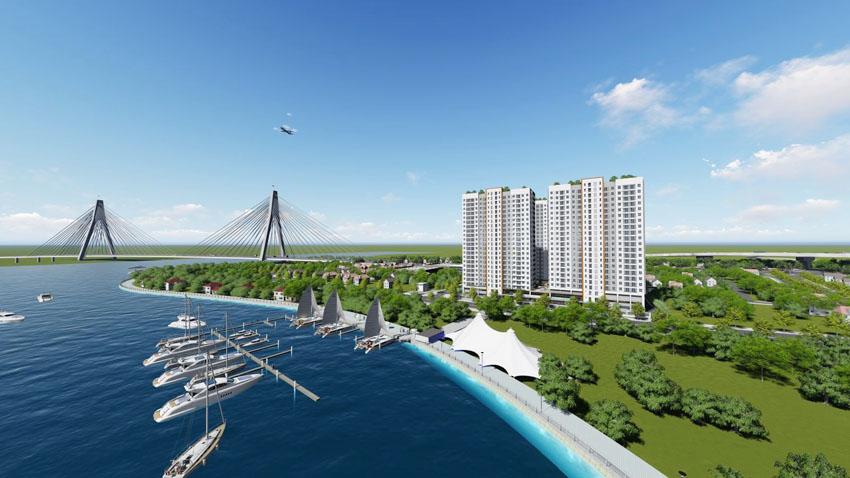 Sắp ra mắt 300 căn hộ giá từ 700 triệu ngay trạm dừng Metro số 1