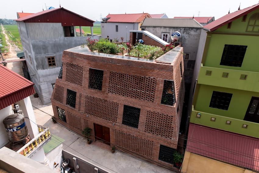 """""""Hang gạch""""- nét pha trộn giữa lạ và quen từ hình ảnh miền Bắc Việt Nam"""