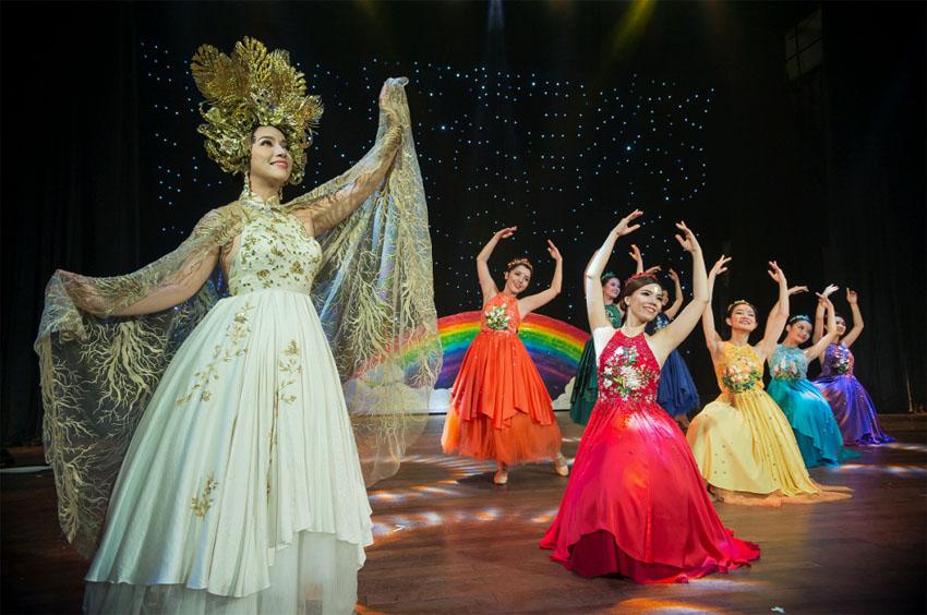 Chuyện tình nàng Giáng Hương đã trở lại cuối tháng 3-2018