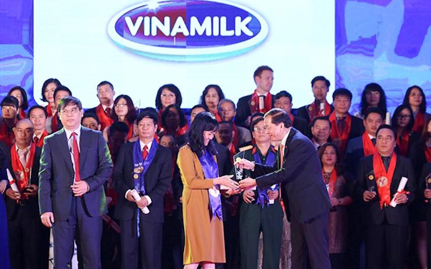 Top những doanh nghiệp Việt tăng trưởng bền vững năm 2017