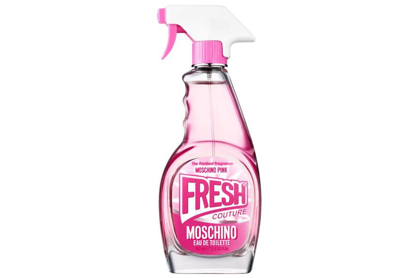 Moschino Pink Fresh Couture - mùi hương cá tính trong thiết kế độc đáo