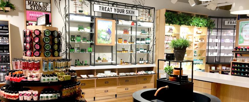 Thương hiệu làm đẹp từ Anh quốc - The Body Shop chào mừng cửa hàng thứ 6 tại đường Chùa Bộc thủ đô Hà Nội