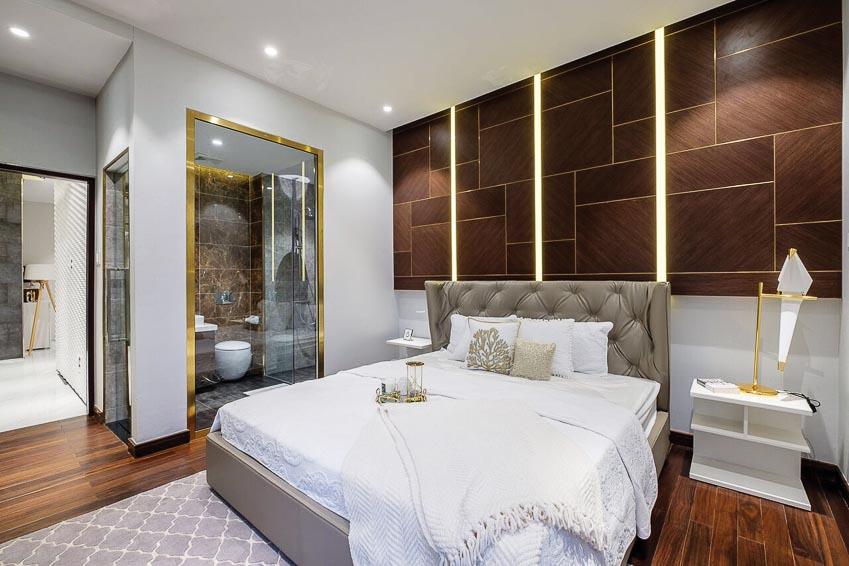 Không gian ở sang trọng, tiện nghi, an toàn tại Kenton Node Hotel Complex