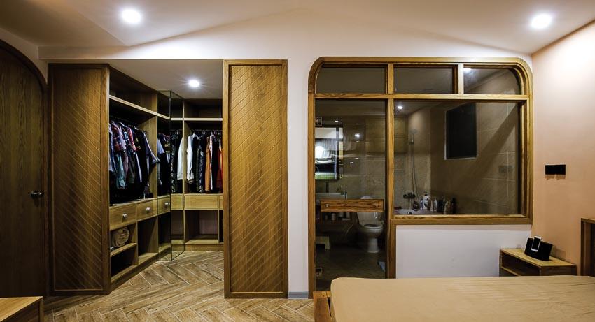 Tính hướng nội trong một căn hộ trẻ