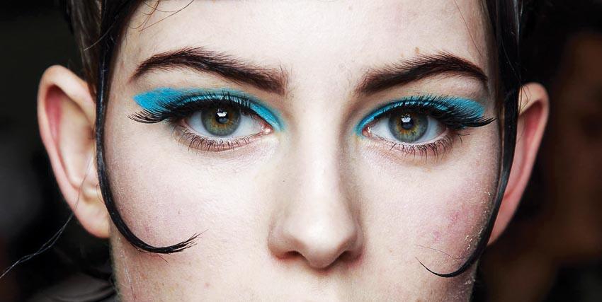 Những đôi mắt đẹp trên sàn diễn