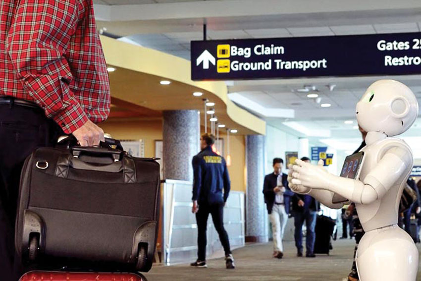 Vài xu hướng công nghệ nổi bật trong ngành vận chuyển hàng không