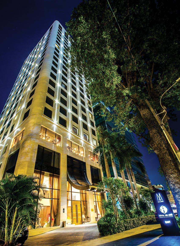 Ông Carl Gagnon - Tổng quản lý khách sạn Hôtel des Arts Saigon Nghệ thuật phục vụ khách hàng phải xuất phát từ trái tim