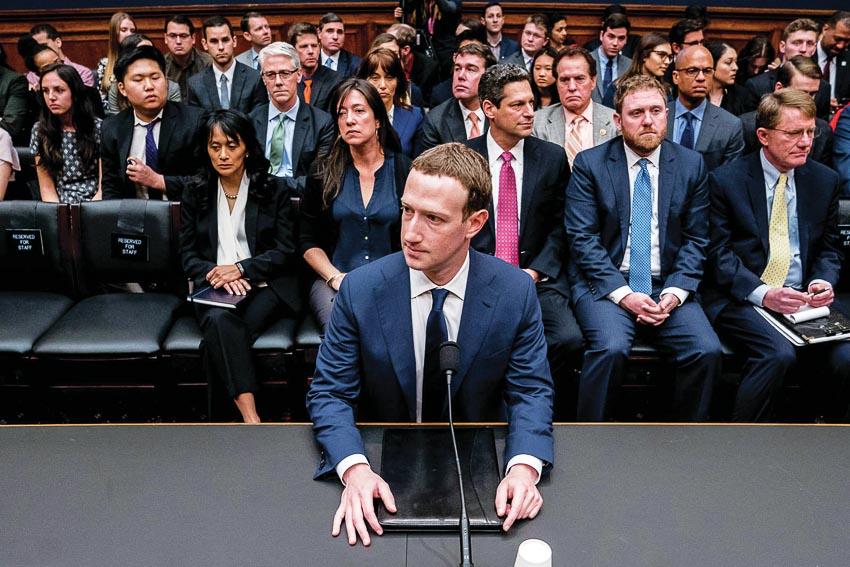 Bài học Facebook về quyền riêng tư
