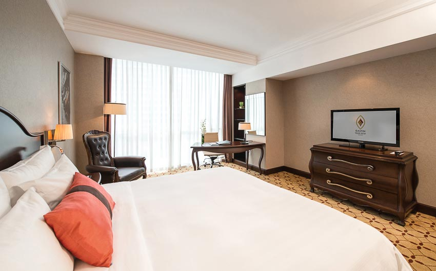 """Ông Wayne Woods, Tổng quản lý Khách sạn Eastin Grand Saigon: """"Ngành khách sạn Việt Nam đang tạo ra nhiều cơ hội"""""""