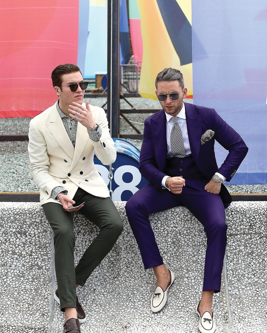 Suit Anh, Mỹ hay Ý, bạn chọn kiểu nào?